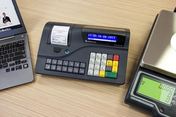 Kasa fiskalna Novitus Sento E - Współpracuje z kilkoma urządzenia w tym samym czasie