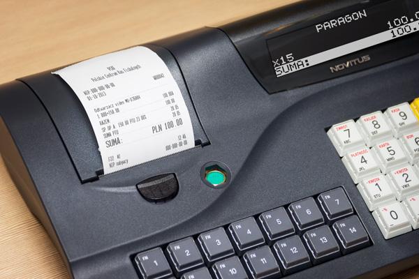 Kasa fiskalna Novitus Sento LAN E - Szczegółowa identyfikacja towarów i usług